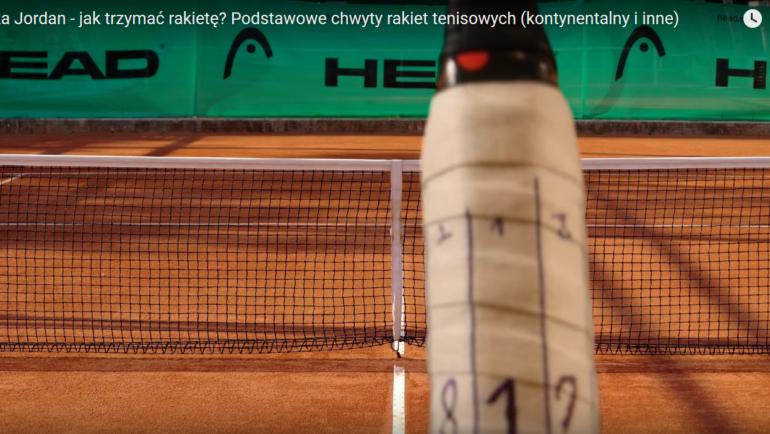 Jak trzymać rakietę do tenisa? Podstawowe chwyty tenisowe