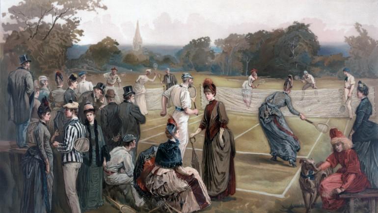 Historia tenisa, czyli jak to się zaczęło?