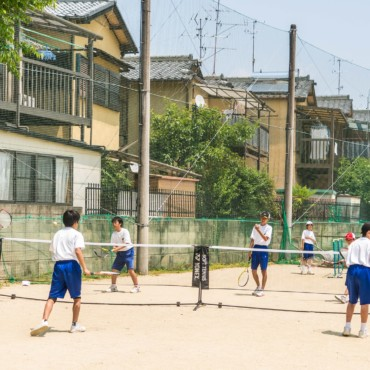 Jak wybrać rakietę tenisową dla dziecka w zależności od wieku?