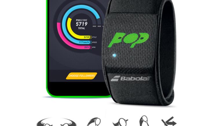 Babolat POP – smart opaska analizująca Twoją grę – preview